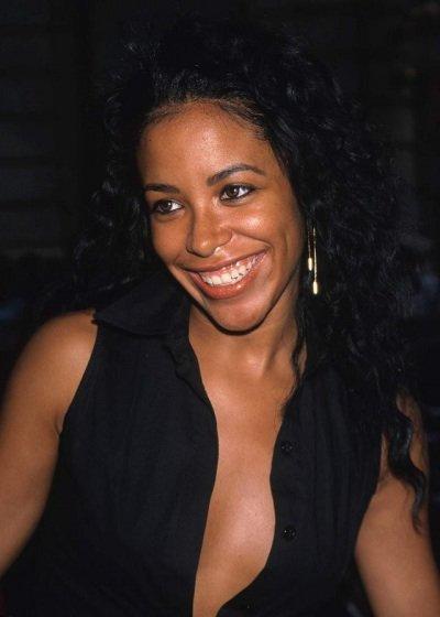 La belle Aaliyah
