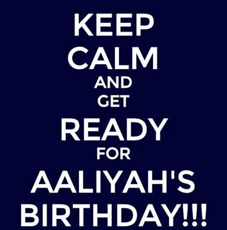 Aaliyah aurait eu 35 ans aujourd'hui