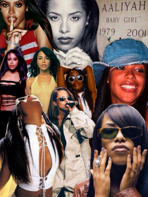 Hommage Aaliyah (25 août 2001) RIP