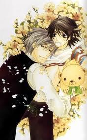 manga - yaioste -junjou romantica