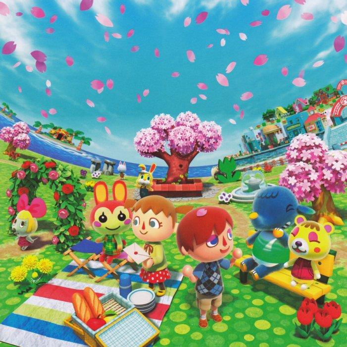 Bienvenue dans le fabuleux Monde d'Animal Crossing New Leaf.