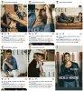 Du 16 au 24 Avril 2021, Michele a posté sur son Instagram