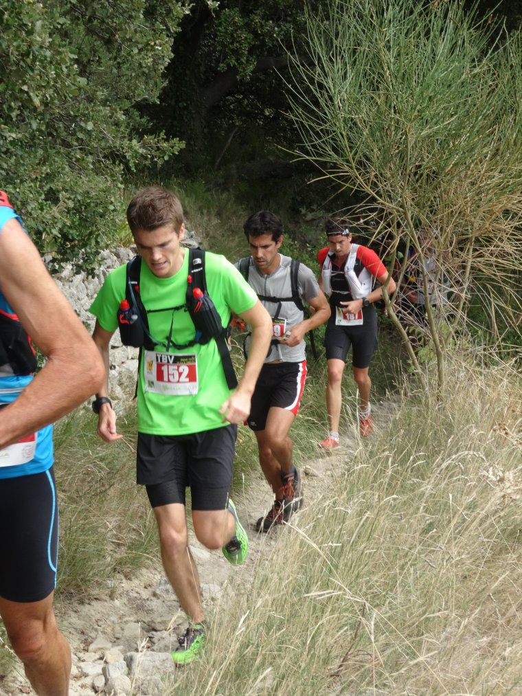 Trail de Beaumes  2015