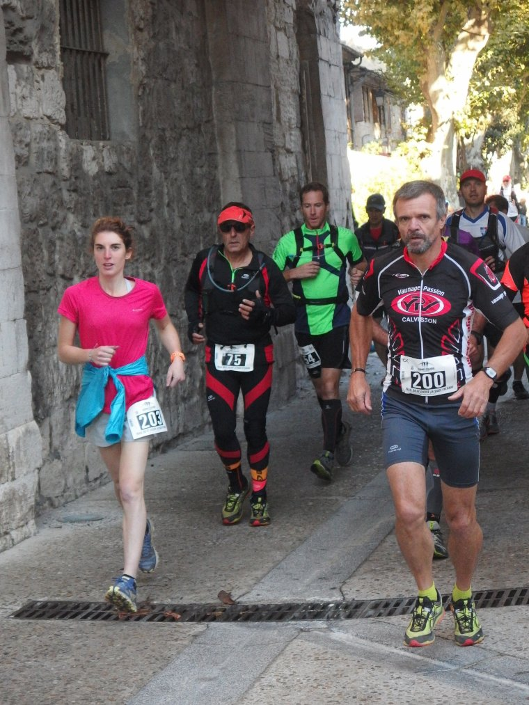 Trail de ST DIDIER