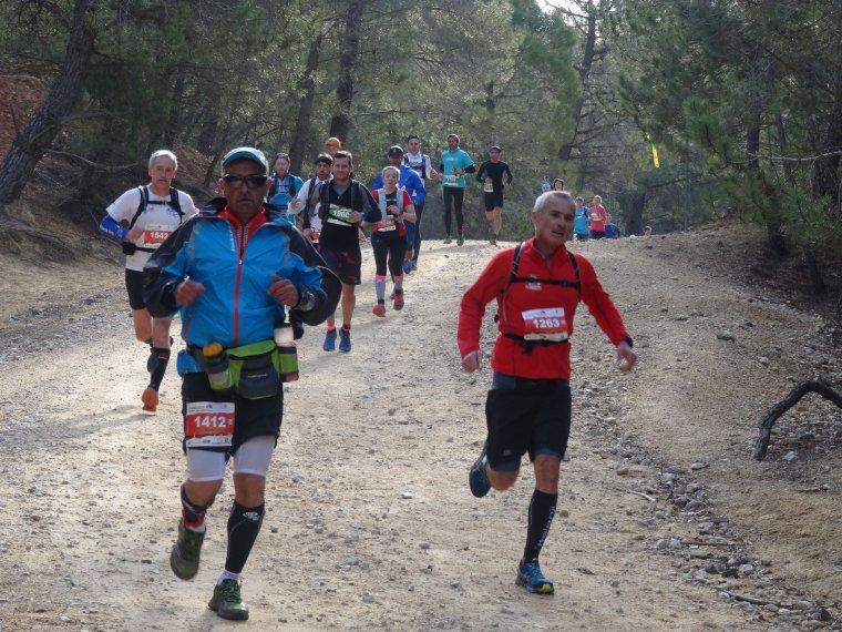 Trail du Ventoux 20 mars 2016