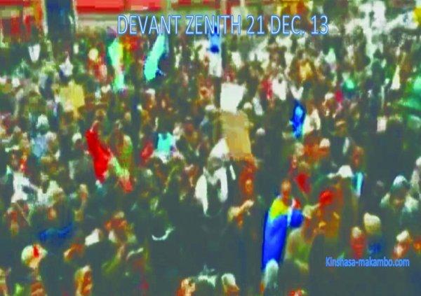 LES COMBATTANTS ONT REPONDU PRESENTS AU RENDEZ-VOUS DU 21 DEC. 13 A PARIS