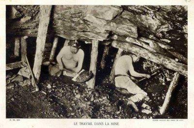 voiçi des ançiènnes photos des galibots est des mineurs à l'époque c'étaii vraiment terrible