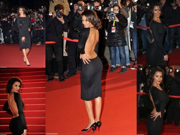 26 Janvier 2013: Shy'm au Nrj Music Awards ! Elue artiste féminine francophone de l'année !