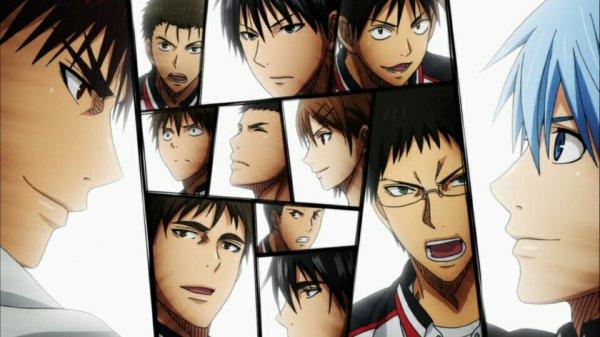 L'équipe de Seirin