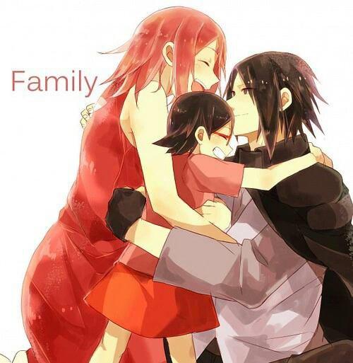 Les familles dans Naruto