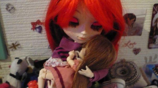 Ma little pullip & ma pullip