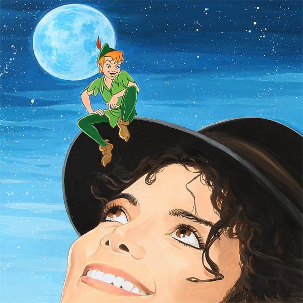 MICHAEL      PETER PAN     JACKSON
