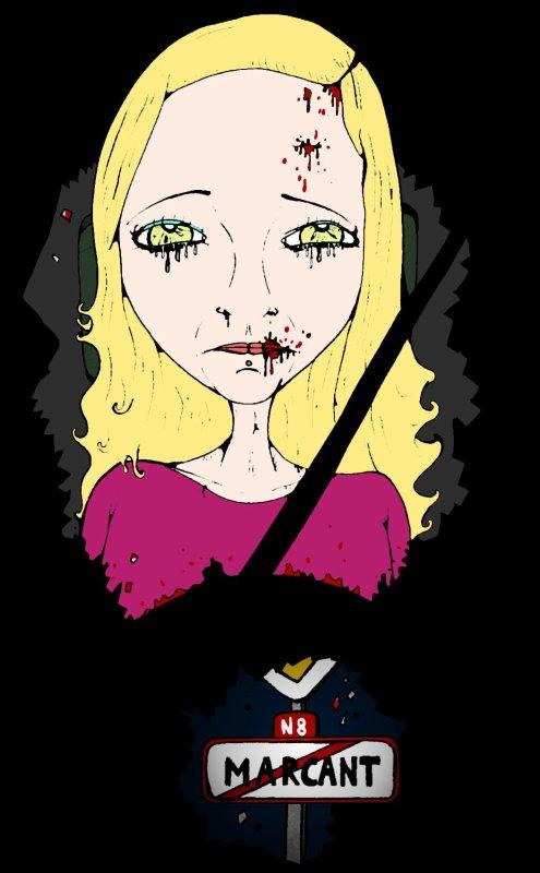 L'accident de Laure