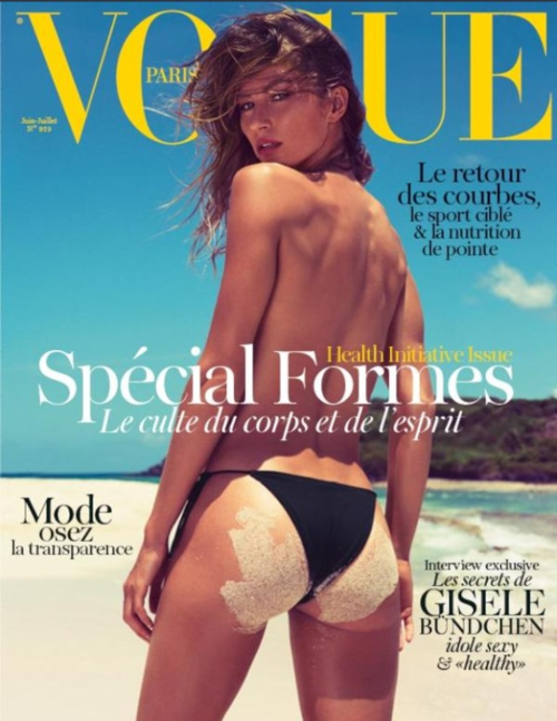 Vogue Paris June/July 2012
