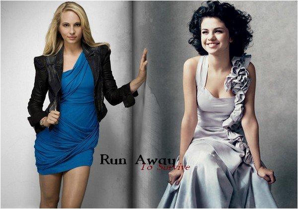Run away to survive. . Chapter Nine. « You don't know how important she is ? » . Lorsque la vie n'est qu'une longue fuite.