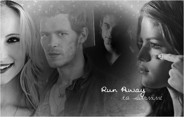 Run away to survive. . Chapter Ten. « Hearts extract, it's your passion ? » . Lorsque la vie n'est qu'une longue fuite.