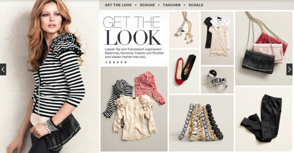 H&M - GET THE LOOK