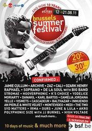 Soprano au Brussels summer festival