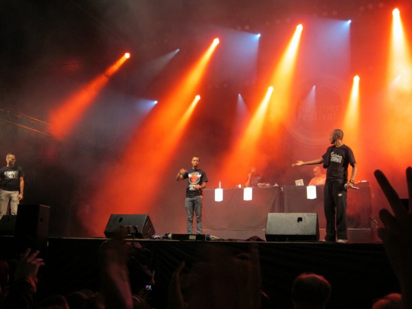 La Famille M'baba Brussel summer festival