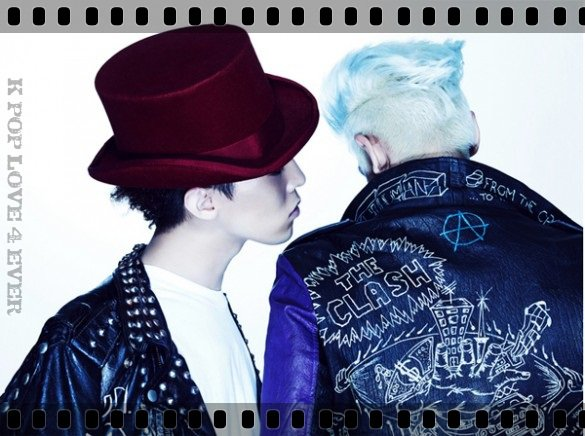 GD & TOP- HIGH HIGH HIGH Concept