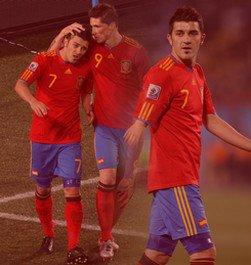 EL-BLAU-GRANA  PICTURES GALLERY : Blaugrana And Spanish Players