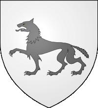5. A SONG OF ICE AND FIRE - LE TRONE DE FER - Géographie de Westeros :  Le Nord fief de la maison Stark