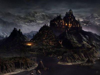 14. A SONG OF ICE AND FIRE - LE TRONE DE FER - Géographie - Westeros : le Continent Est