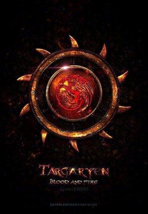 22. Maisons suzeraines : maison Targaryen