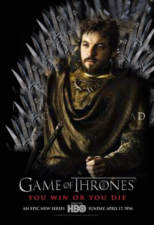 47. Game of thrones - Saison 1 - Personnages : RENLY BARATHEON