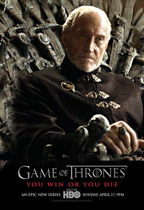 48. TYWIN LANNISTER - Personnage Game of thrones - Saison 1
