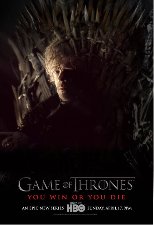 49. TYRION LANNISTER - Personnage Game of thrones - Saison 1