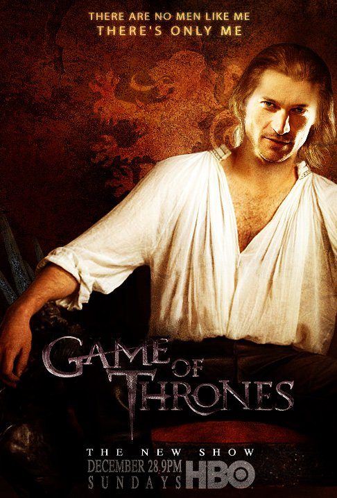 50. JAIME LANNISTER - Personnage Game of thrones - Saison 1