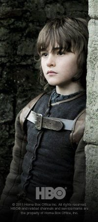 60. BRAN STARK - Personnage Game of thrones - Saison 1