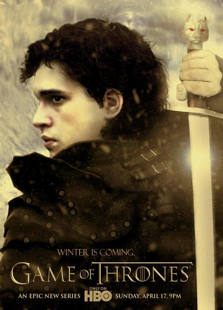 61. JON SNOW - Personnage Game of thrones - Saison 1