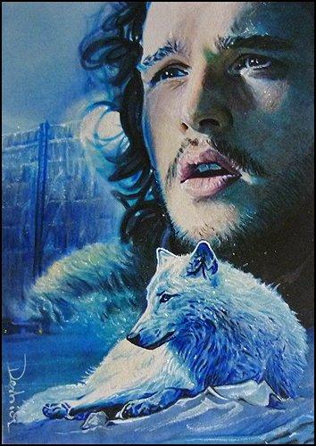 67. Les loups-garou de la maison Stark (suite)