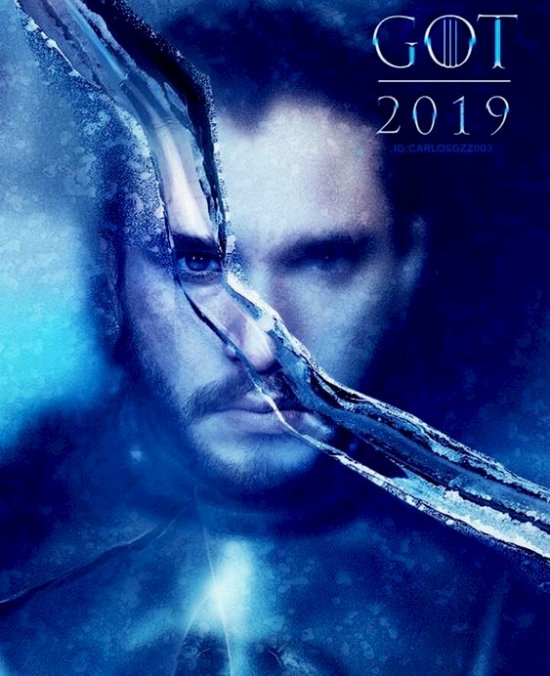 78 Game of thrones SAISON 8 affiches-poster