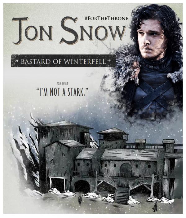 89 - Jon Snow