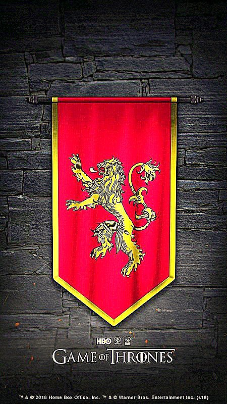 471 - Game of thrones - Lannister