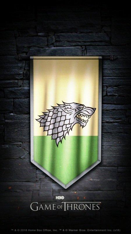 472 - Game of thrones - Stark