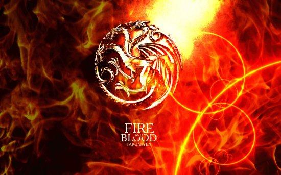 474 - Game of thrones - Targaryen