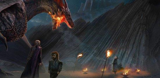 475 - Game of thrones - Saison 8