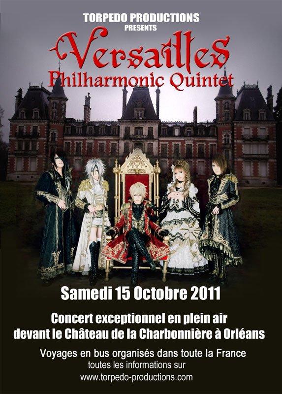 Reportage concert à Orléans & +