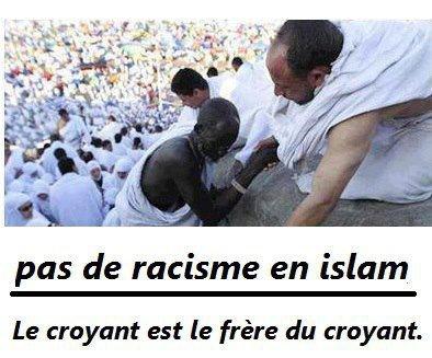 pa de racismeen islam ok !!!!