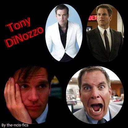 Présentation de Tony Dinozzo