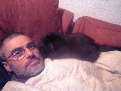 Avec mon chat