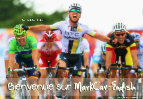 Bienvenue On MarkCav-Endish