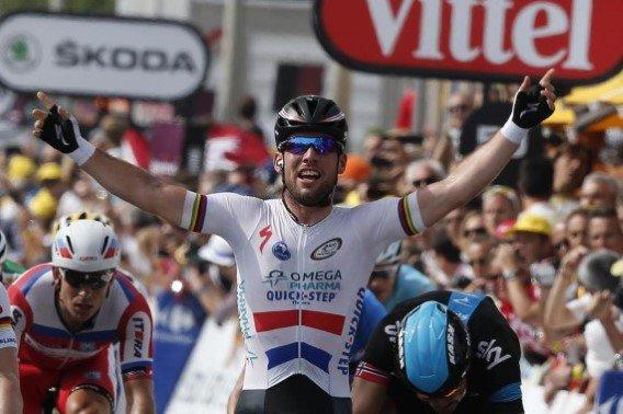 Mark Cavendish - Cinquième Etape