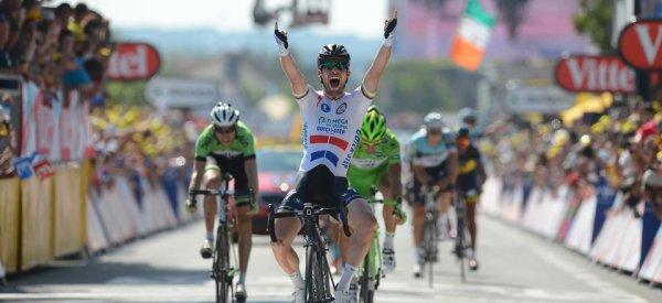 Mark Cavendish - Treizème Etape