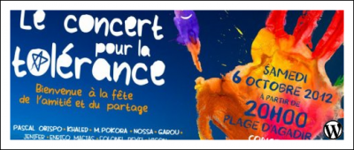 Ma vie à la télé + Concert pour la Tolérance + Lancement Fifa 13 + Confirmation de la participation de Matt à Robin des Bois ! + Hit West
