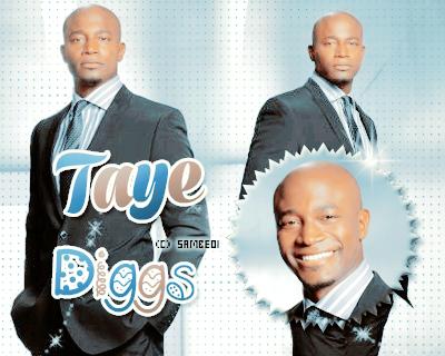 TAYE DIGGS- Déco - Créa -